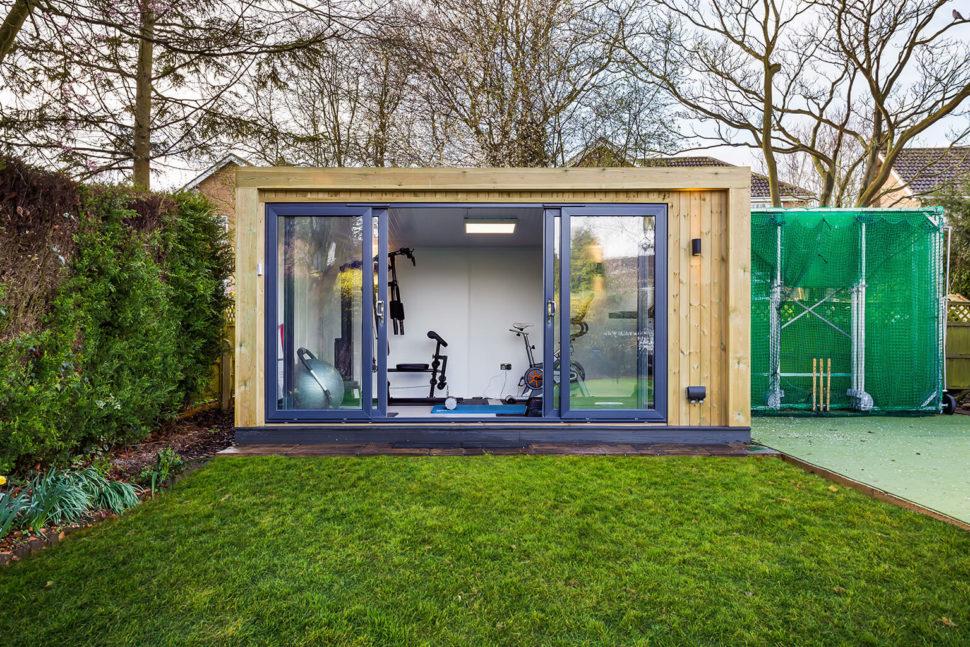 Záhradné fitness